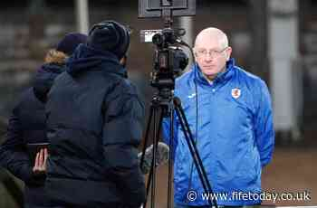 Raith Rovers boss McGlynn wary of second season syndrome - Fife Today