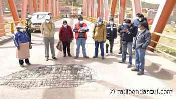 Azángaro se movilizará para exigir la reparación del puente principal - Radio Onda Azul