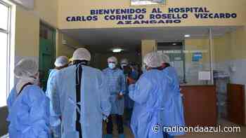 Sindicato Único de Trabajadores de la Red de Salud Azángaro, eligió al nuevo dirigente que les representará hasta el 2023 - Radio Onda Azul