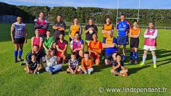 Leucate : le rugby à 5, un jeu accessible à tous - L'Indépendant