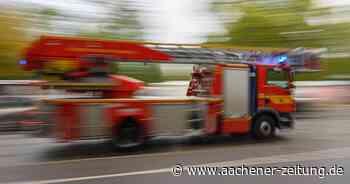 Baesweiler Wehr: Drei Einsätze beschäftigten die Freiwillige Feuerwehr - Aachener Zeitung