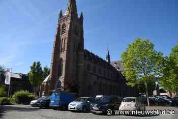 Ook in kerk Sint-Gillis kan geblokt worden - Het Nieuwsblad