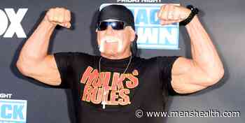 Hulk Hogan Flexed His Jacked Biceps at 67 in a New Post-Workout Selfie - menshealth.com