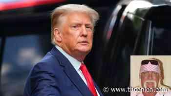 Trump Forced To Shut Down Blog After Publishing Hulk Hogan Sex Tape - The Onion
