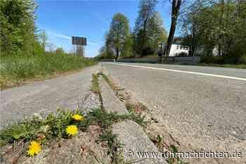 Sperrung zwischen Nordkirchen und Capelle: Große Umwege, auch für Busse - Ruhr Nachrichten