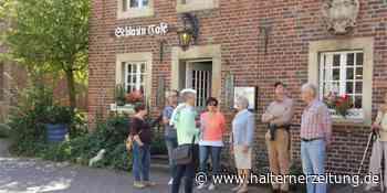 Nach Corona-Pause: Erstmals wieder Gästeführungen in Nordkirchen - Halterner Zeitung