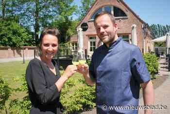 Na vijftien jaar horeca-ervaring tijd voor eigen zaak: Dave en Natacha gooien deuren van Sint-Elooi weer open