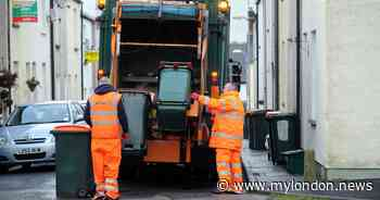 Warning that Bexley to face 'stinky summer' as bin collectors ballot over going on strike - My London