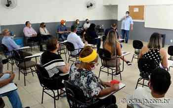 Cras do bairro Caieiras é reaberto em Volta Redonda - Jornal O Dia