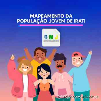 Conselho Municipal da Juventude Irati realiza pesquisa | Hoje Centro Sul - Hoje Centro Sul