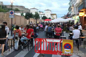 Cortes de tráfico en cuatro calles este fin de semana en Lérida - SEGRE.com