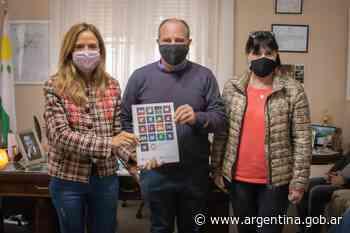 Tolosa Paz en Brandsen: alimentos de exportación y agenda de desarrollo sostenible con el intendente Cappelletti - Argentina.gob.ar Presidencia de la Nación