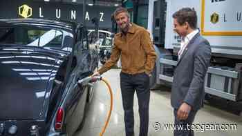 David Beckham now owns a car company - Top Gear