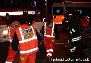 Violenta lite a Suzzara, due uomini in ospedale SIRENE DI NOTTE - Prima Mantova