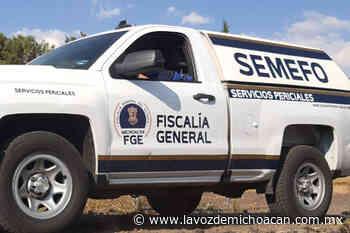 Dejan cadáver baleado en acceso a Buenavista - La Voz de Michoacán