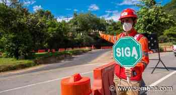¿De puente festivo? Estos son los cierres en la vía Bogotá-Girardot - Semana