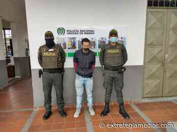 Presunto abusador sexual fue detenido en Zipaquirá - Extrategia Medios