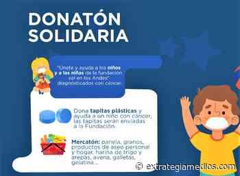 UNIMINUTO Zipaquirá adelanta donatón solidaria para ayudar a niños con cáncer - Extrategia Medios