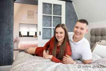 """Amber en Kenny herstellen 'spookvilla' in alle glorie: """"Doodjammer als we niet winnen"""" - Gazet van Antwerpen"""