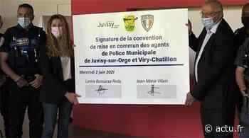Les villes de Viry-Châtillon et Juvisy-sur-Orge créent la première police bi-communale de l'Essonne - Actu Essonne