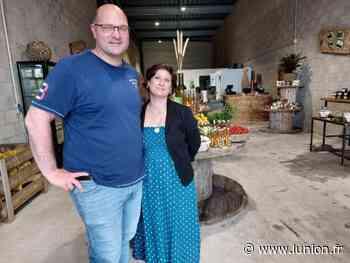 Le chef étoilé Nicolas Gautier ouvre une boutique paysanne à Viry-Noureuil - L'Union