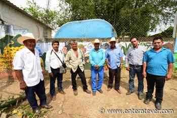 Ejidatarios se amparan contra obra que llevará agua a Catemaco, Veracruz - Enteratever