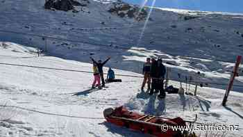 Hanmer Springs Ski Area opens for first time this year after storm brings large snow dump - Stuff.co.nz