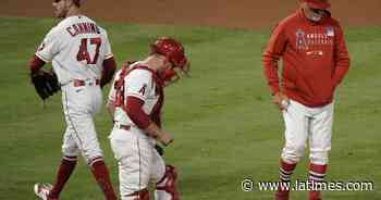 Griffin Canning struggles as Angels fall to Mariners