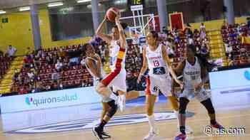 España le dedica una victoria a Laia Palau en su partido 300 - AS