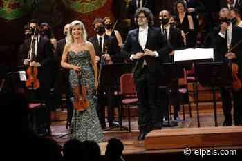 El majestuoso Beethoven de Anne-Sophie Mutter cautiva al Palau - EL PAÍS