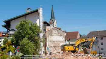 Industriebrache am Postbräu-Areal fast weg: Mehrfamilienhäuser geplant - Merkur Online