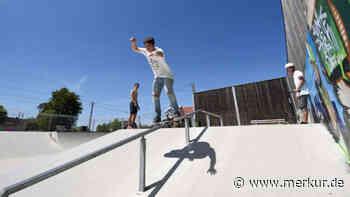 Nach Corona-Pause: Skatepark und Sportanlagen wieder geöffnet - Merkur.de