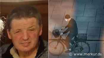 Holzkirchen: Polizei sucht dringend Vermissten mit auffälligem Fahrrad - Wer hat diesen Mann gesehen? - Merkur.de