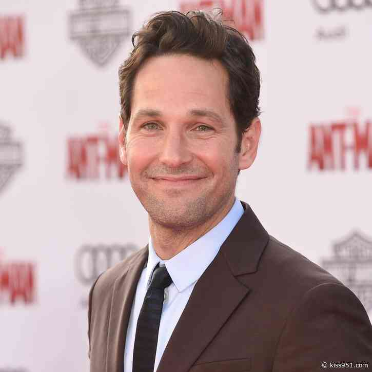 Have You Seen How Paul Rudd Looks In His Iconic Pink Suit? - kiss951.com