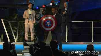 Anthony Mackie, Paul Rudd Launch Avengers Campus At Disneyland - ETCanada.com