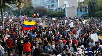Tutelan derechos de los manifestantes en Yumbo - teleSUR TV