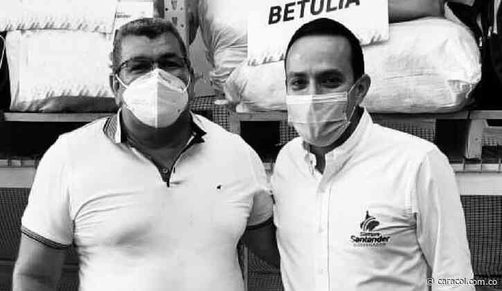 Alcalde de Betulia murió por COVID - 19 - Caracol Radio