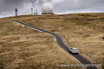 Le Jaguar I-Pace s'essaie à l'Everest Challenge - actualité automobile - Motorlegend.com