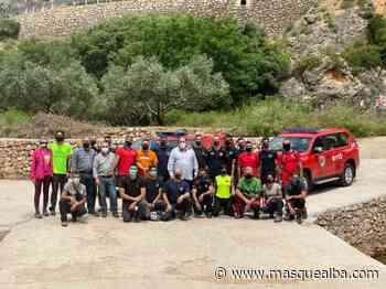 Los bomberos del SEPEI se ponen en forma en Ayna - Masquealba.com