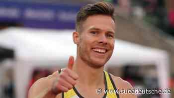 14 Zentimeter weiter: Rehm springt bei EM Weltrekord - Süddeutsche Zeitung