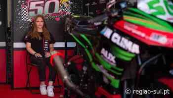 Naama Rosa com duplo 'top-ten' no Autódromo do Estoril - Região Sul