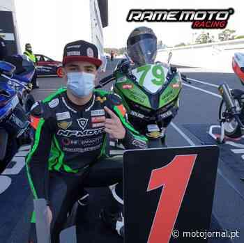 CNV SS300: Tomás Alonso venceu no Estoril - MOTOJORNAL - Motojornal