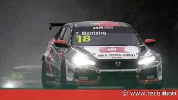 """Tiago Monteiro diz que """"Estoril é uma boa escolha"""" para o WTCR - Record"""