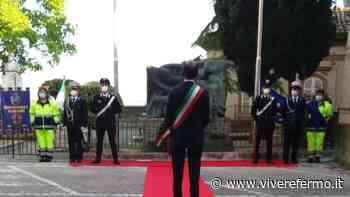 Montegranaro: celebrato l'Anniversario della Repubblica Italiana, nella splendida cornice di Piazza Mazzini - Vivere Fermo