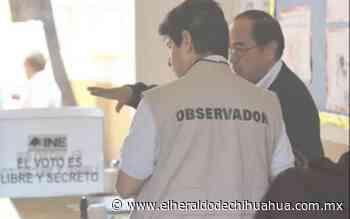 Sólo Coparmex Casas Grandes es observador electoral - El Heraldo de Chihuahua