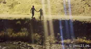 Pequeño fue abandonado en la frontera México-EE.UU grita de manera desgarradora - Diario Perú21