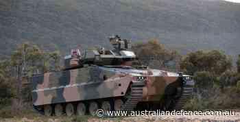 Hanwha and Elphinstone team on Redback hull production - Australian Defence Magazine
