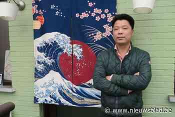 Surrealisme in Sint-Job: Japans restaurant met alleen maar Chinese gerechten