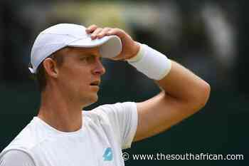 Kevin Anderson falls at the first hurdle at Roland Garros - The South African