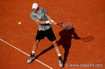 Fightback not enough as Kevin Anderson crashes out of French Open - News24